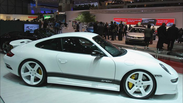 2005 Rinspeed 911 Indy Gallery Gallery Supercars