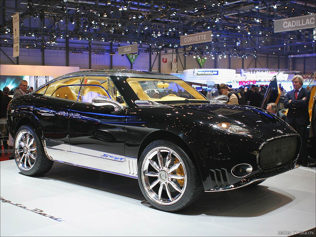 2007 Spyker D12 Peking-to-Paris Gallery