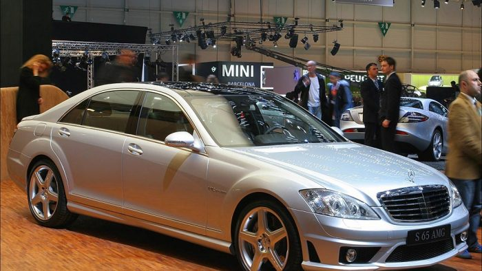 2006 Mercedes-Benz S 65 AMG Gallery
