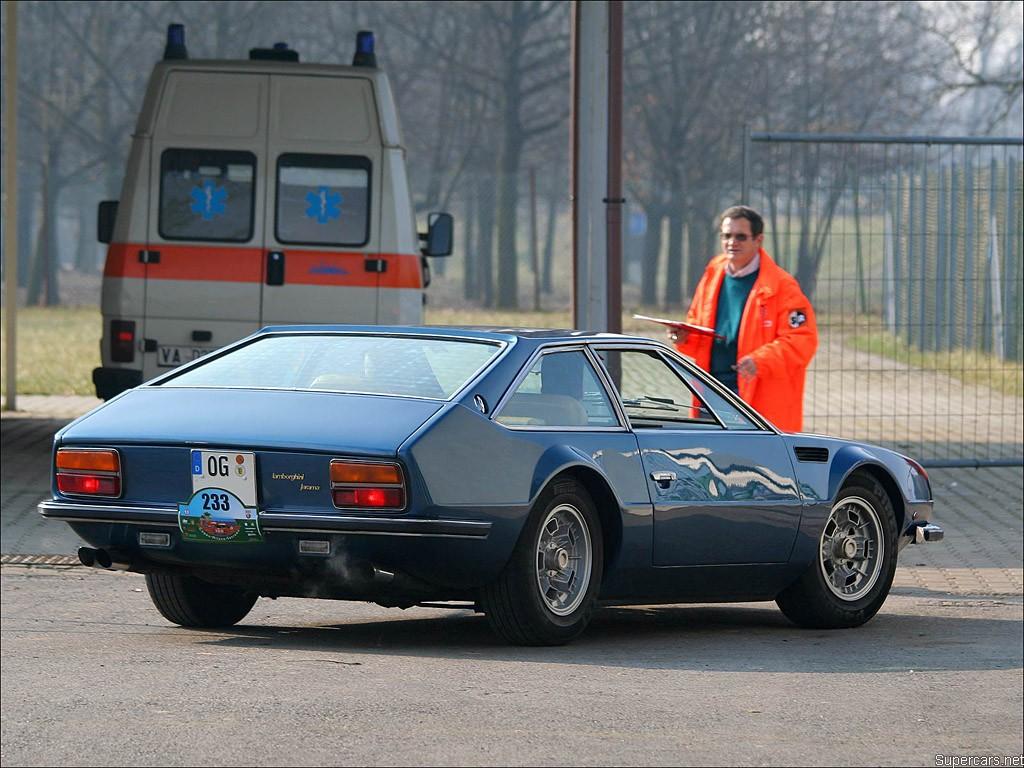 1970 Lamborghini Jarama 400 Gallery