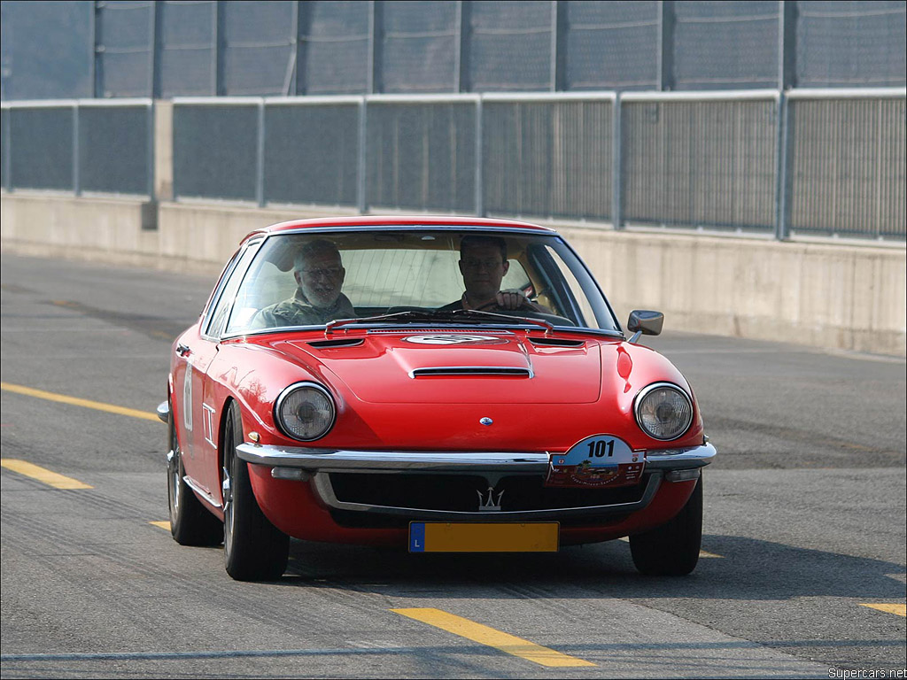 1963 Maserati Mistral Gallery | Gallery | SuperCars.net