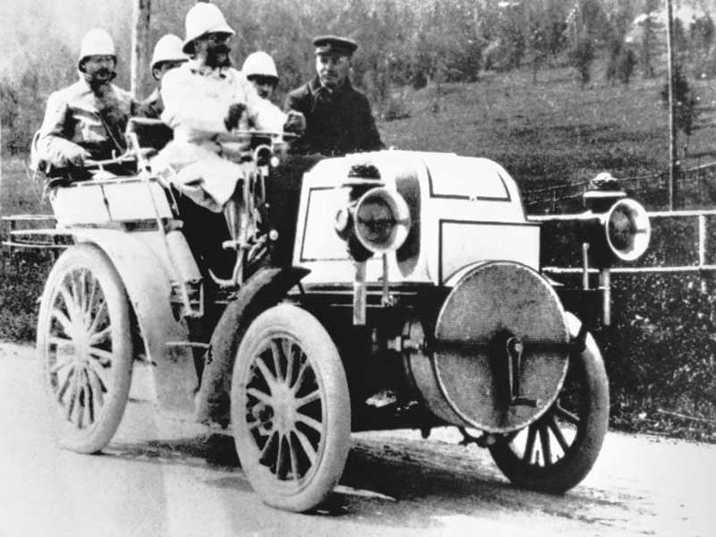 1899 Daimler 12HP Rennwagen