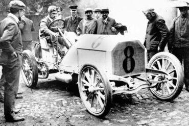 1904 Mercedes 90HP Rennwagen