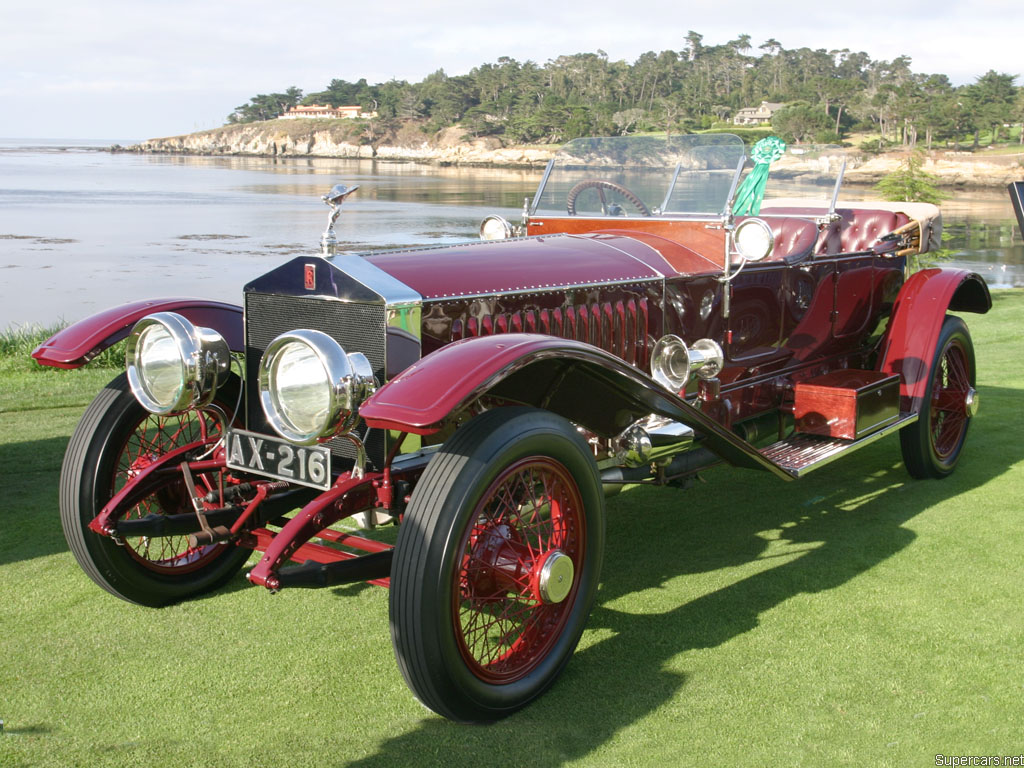 1907 Rolls Royce Silver Ghost Review Supercars Net