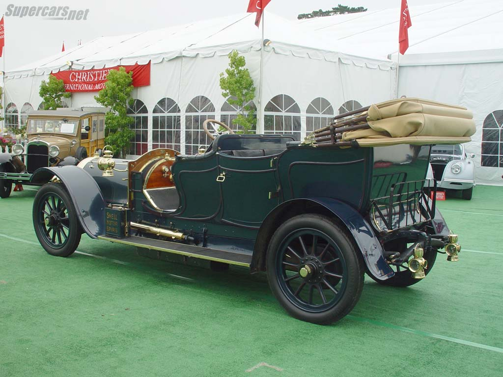 1908 Delaunay Belleville F6 Classic Supercars Net