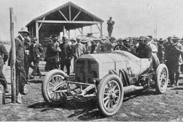 1908 Mercedes 140HP