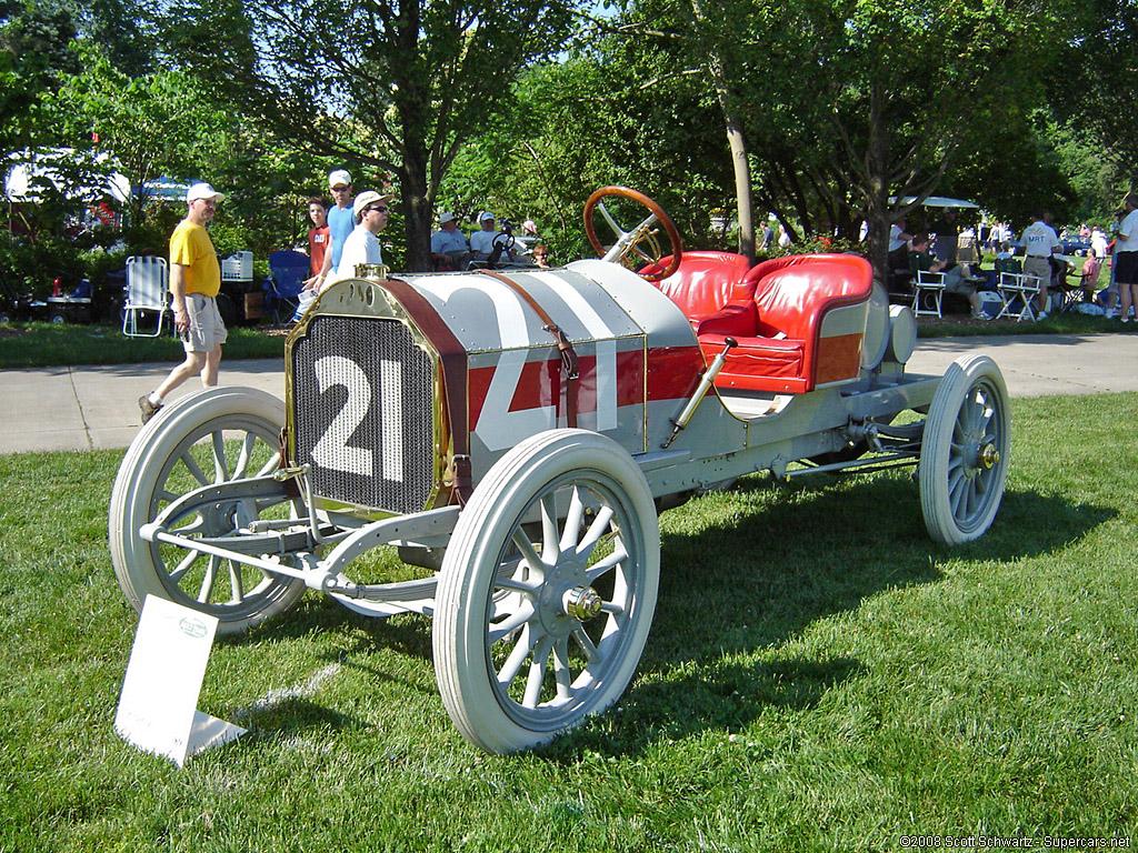 1909 Stoddard-Dayton Model K