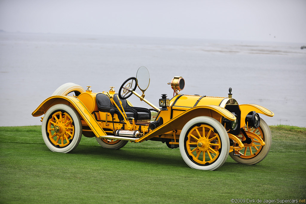 1911→1914 Mercer Series 35
