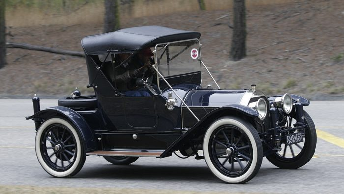 1913→1918 Pierce-Arrow Model 38