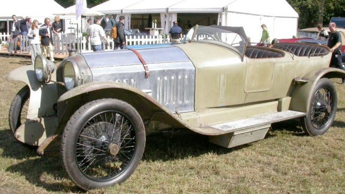 1920 Turcat-Méry PJ6 Million-Guiet Skiff