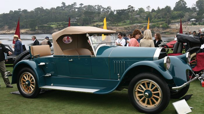 1921→1926 Pierce-Arrow Series 33