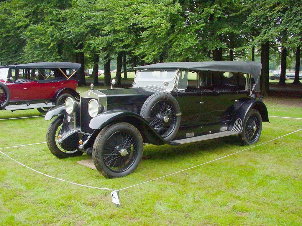 1924 Fiat 519 Tourer