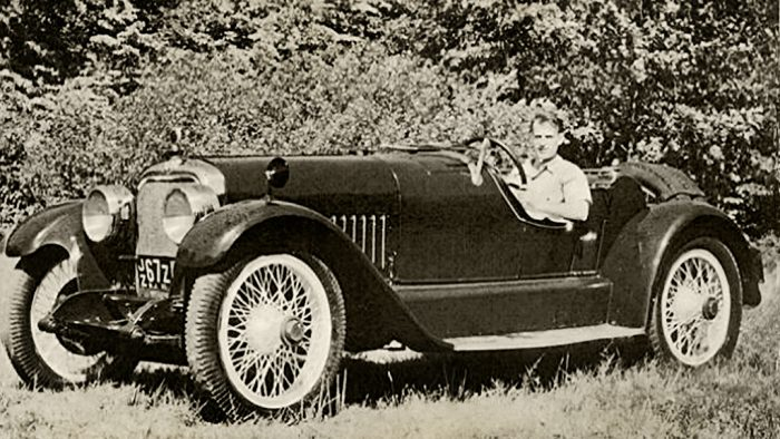 1924 Mercer Series 6