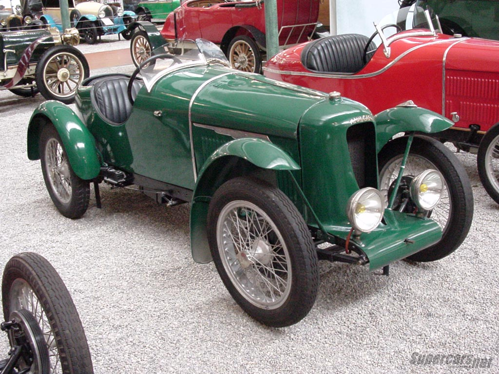 1926 Amilcar CGSS | Re...