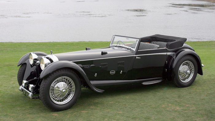 1926→1930 Daimler Double-Six 50