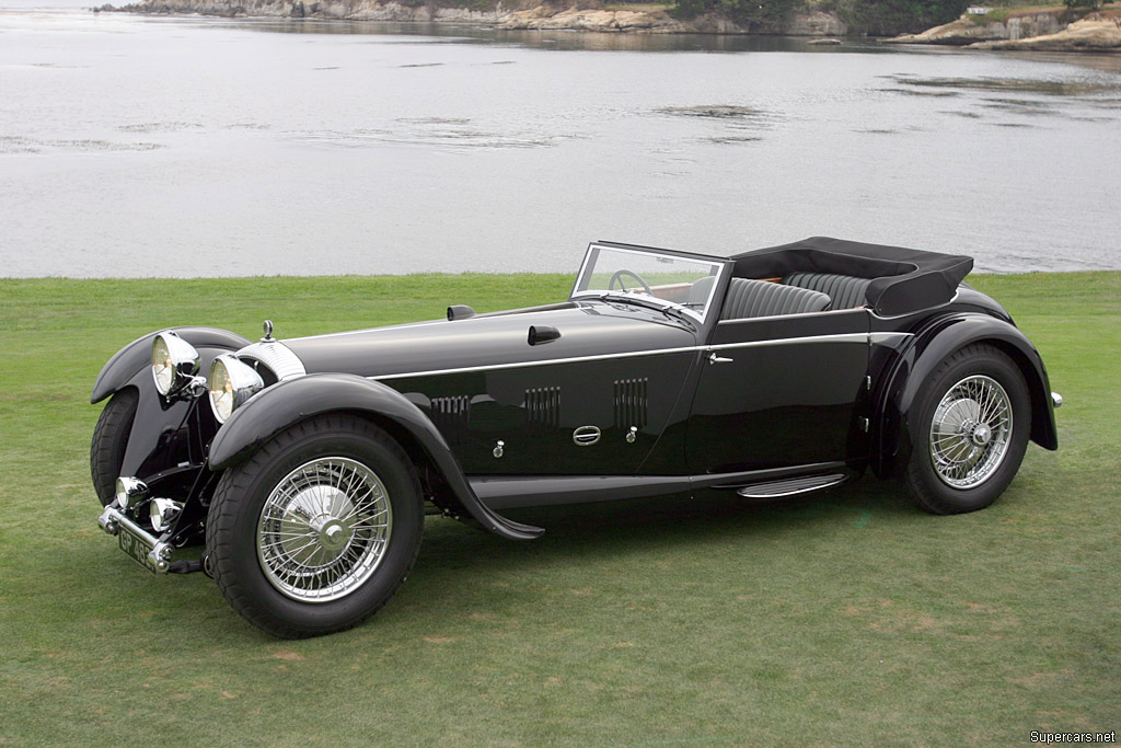 1926→1930 Daimler Double-Six 50