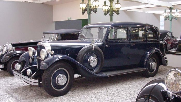 1929 Maybach DS7