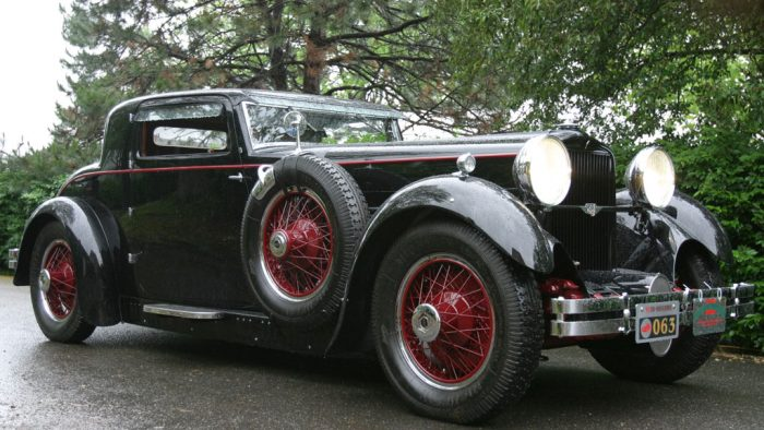 1929 Stutz Model M Supercharged