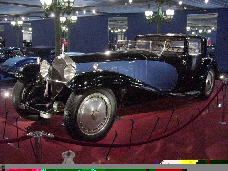 1930 bugatti type 41 royale | review | supercars