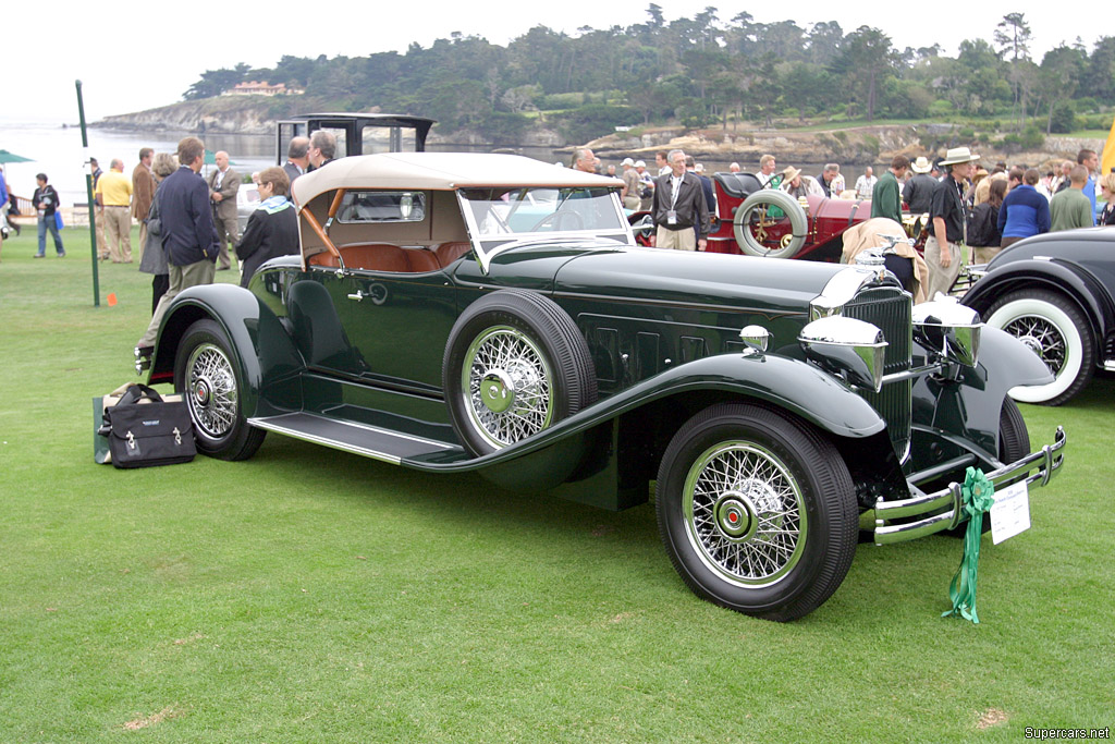 1930 Packard 734 Speedster Packard Supercars Net