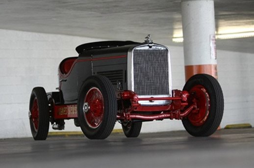 1930 Stutz Series M Indy Race Car
