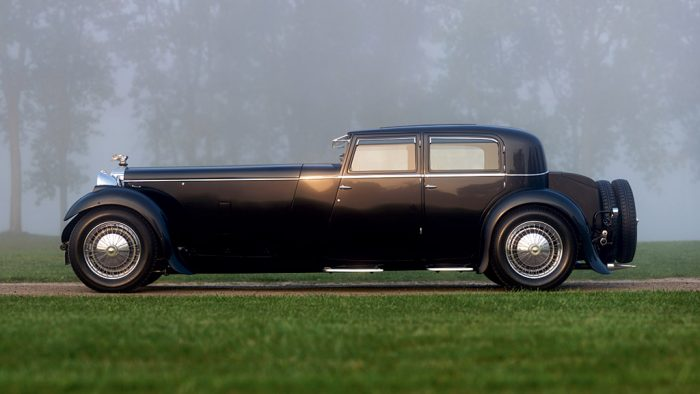 1931→1935 Daimler Double-Six 40/50