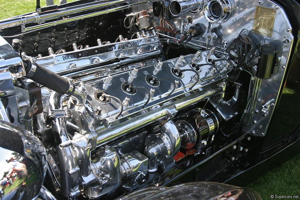 1931→1935 Daimler Double-Six 40/50