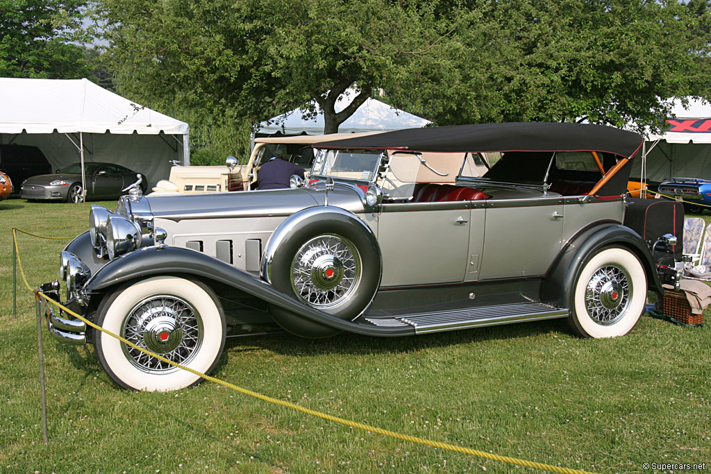 1931 Packard Deluxe Eight Model 840 Packard Supercars Net