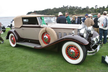 1931 Packard Individual Custom Eight Model 840