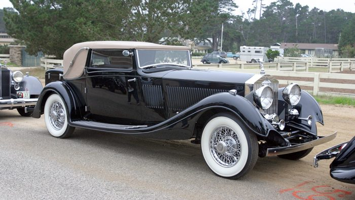 1931 Rolls-Royce Phantom II Continental