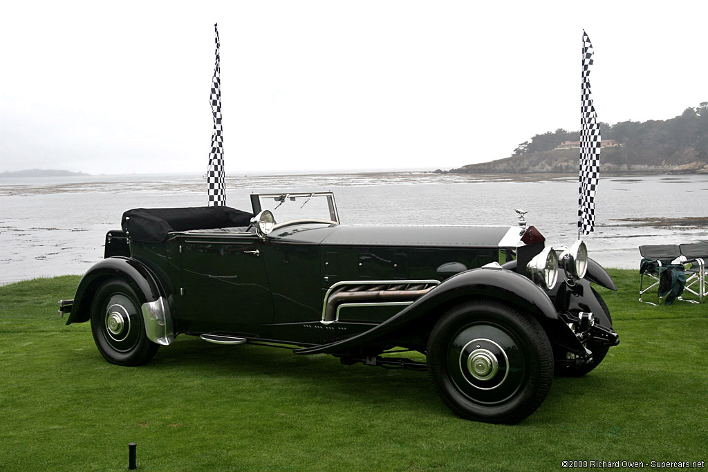 1931 Rolls-Royce Phantom II Merlin
