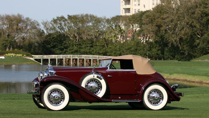 1931→1933 Stutz DV-32 Super Bearcat