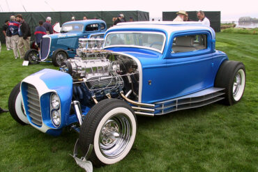 1932 Ford 'Silver Sapphire'