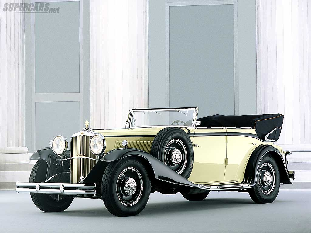 1932 Maybach Ds8 Zeppelin Supercars Net