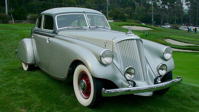 1933 Pierce-Arrow Silver Arrow