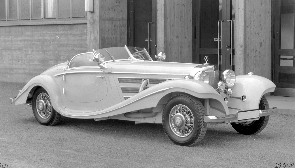 Mercedes Suv Used >> 1934 Mercedes-Benz 500 K - Supercars.net