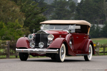 1934 Packard Super Eight Model 1104