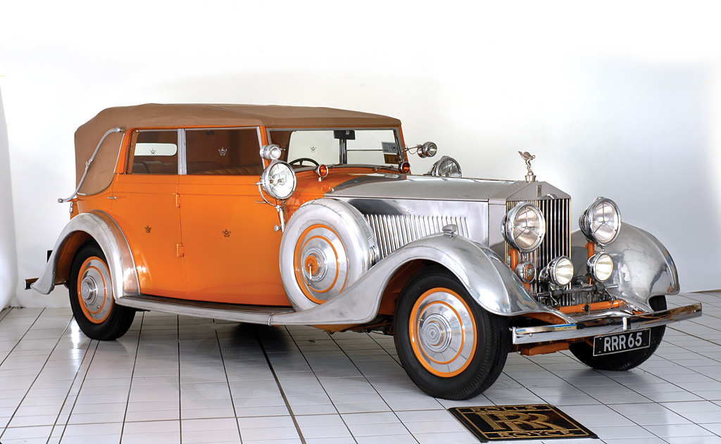 1934 Rolls-Royce Phantom II 'Star of India'