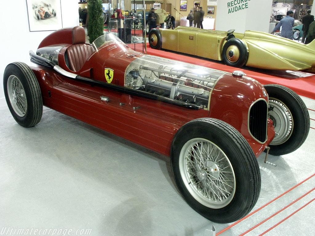 1935→1935 Alfa Romeo Bimotore