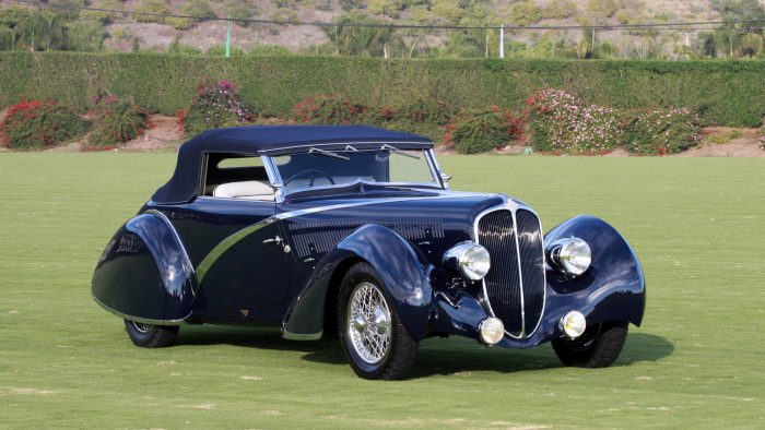 1935 Delahaye 135 Competition