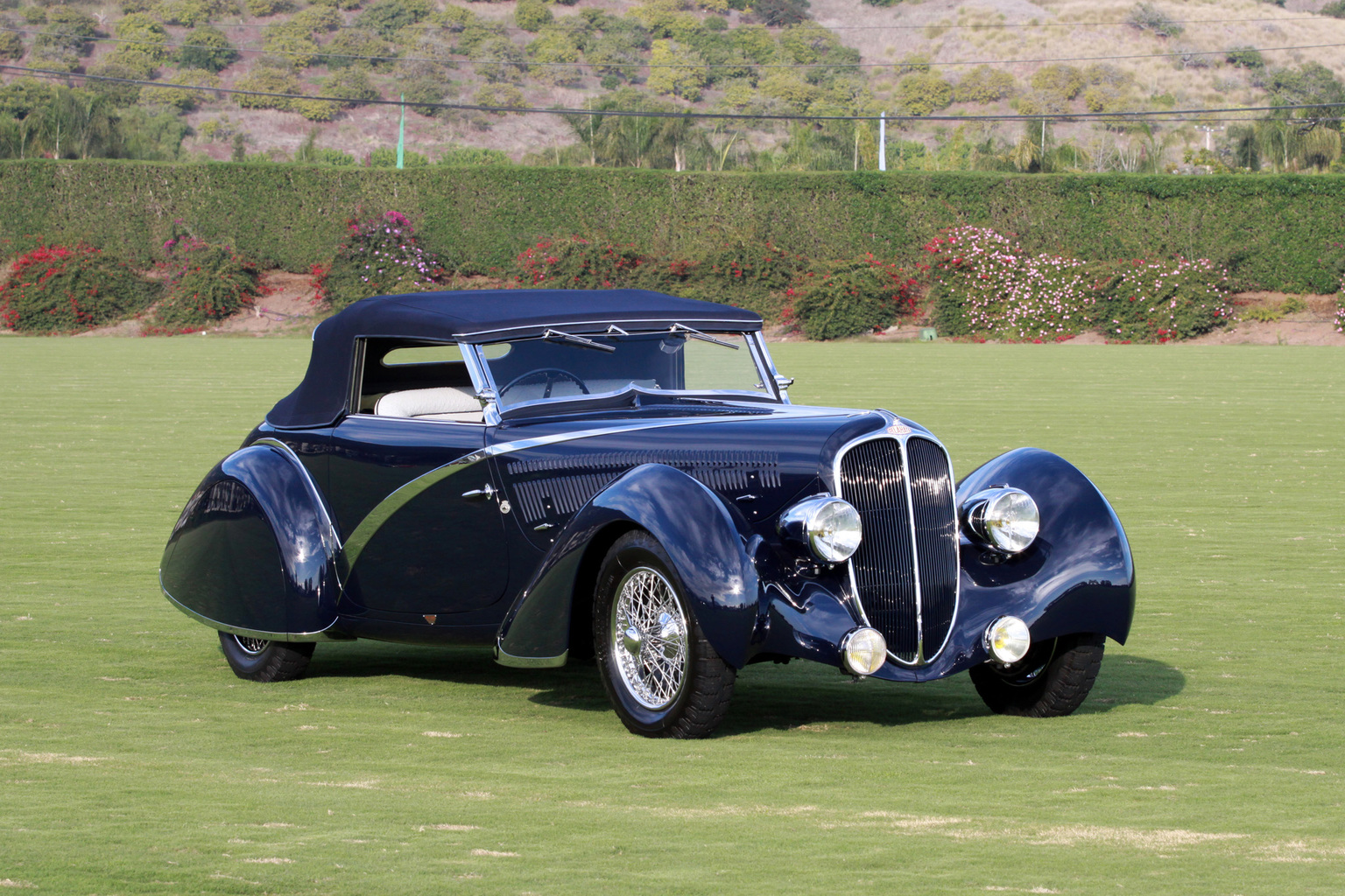 1935 Delahaye 135 Competition Classic Supercars Net