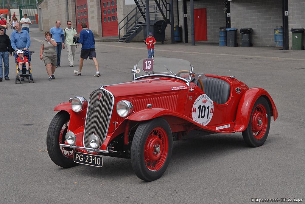 1935 Fiat 508 S Balilla