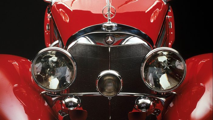 1935 Mercedes-Benz 500 K Spezial-Roadster