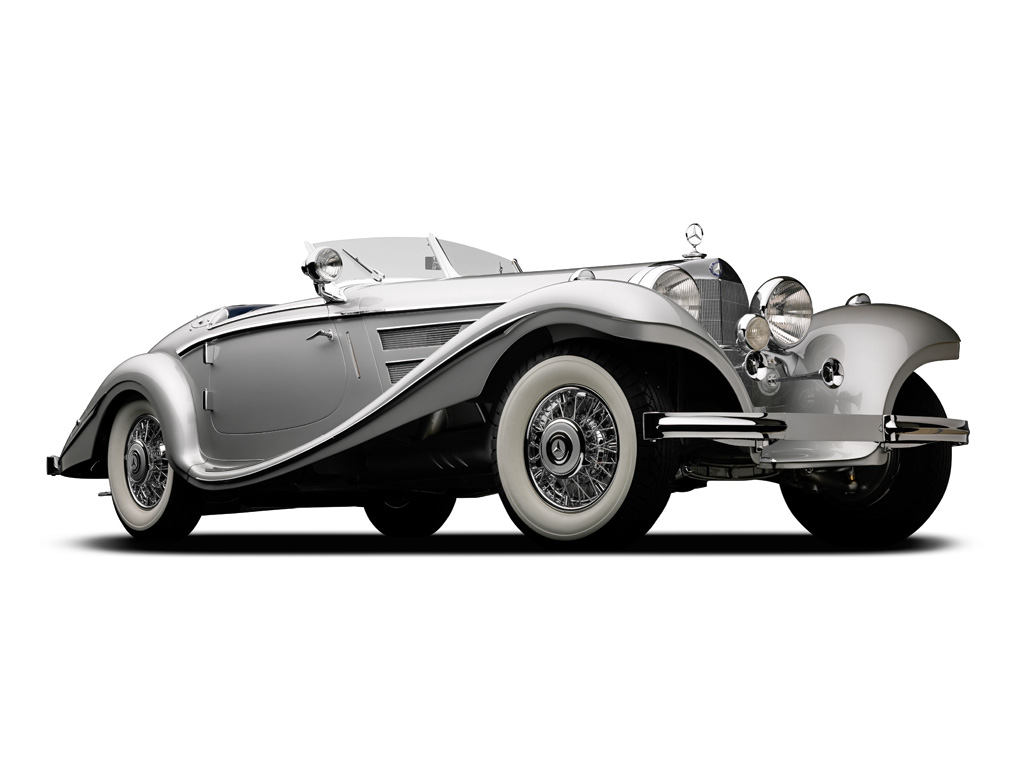1935 Mercedes-Benz 540 K Spezial-Roadster | Review ...