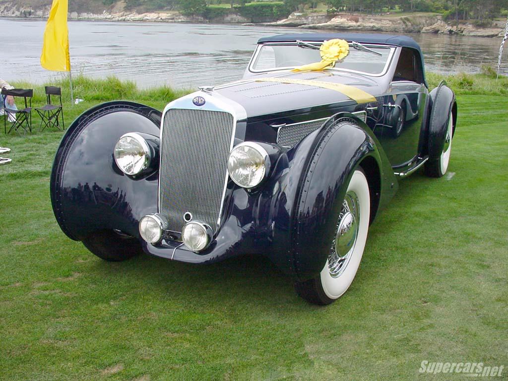 1936→1937 Delage D8-...