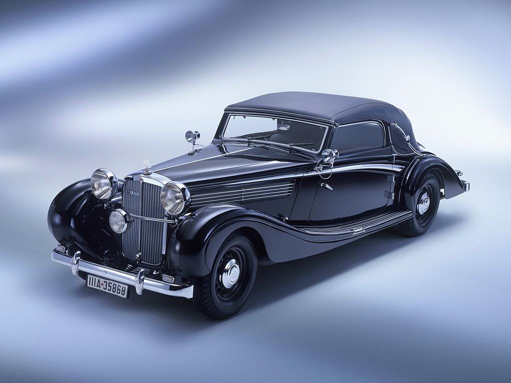 1936 Maybach SW36