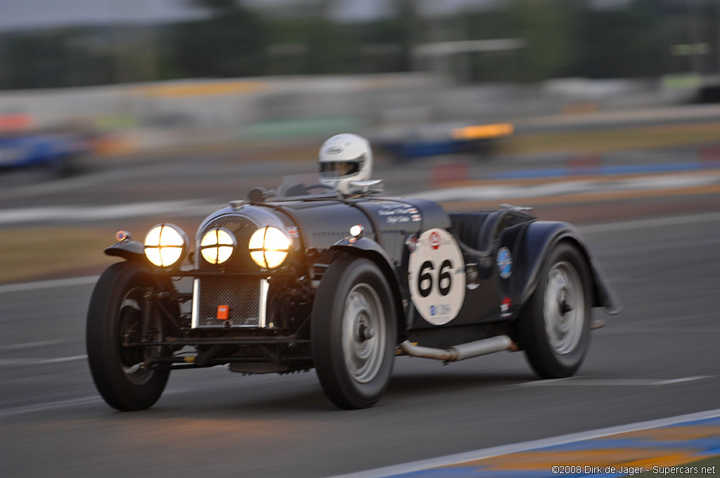 1936→1951 Morgan 4/4 Series I