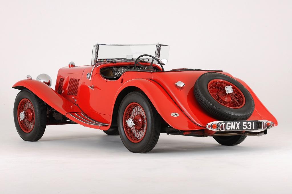 1937 Aston Martin 15/98