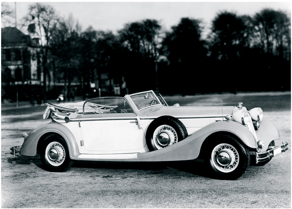 1937 Horch 853 A