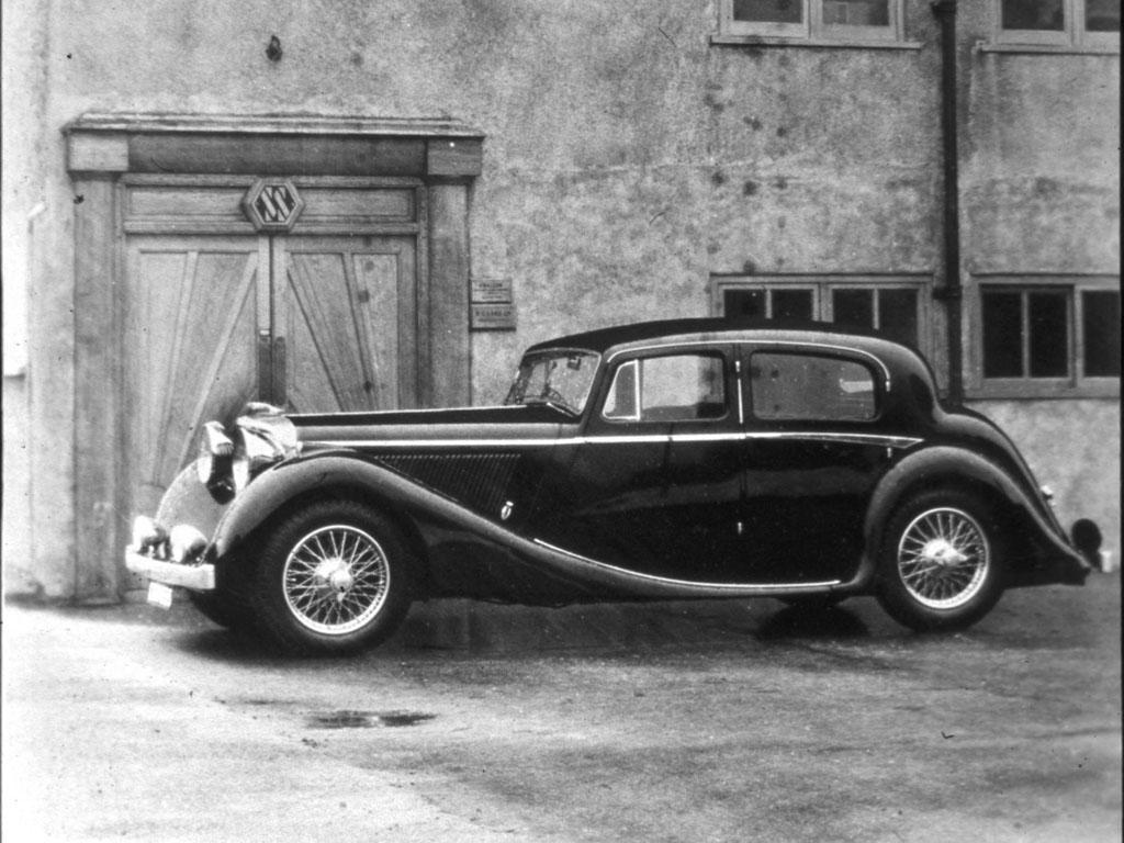 1937 S S Jaguar 2 Litre Review Supercars Net